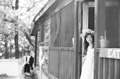 Flower Girl Rustic Alabama Wedding