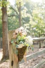 Rustic Florals Alabama Rustic Wedding