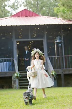 Flower Girl Rustic Wedding