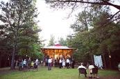 Rustic Pavilion Wedding Venue